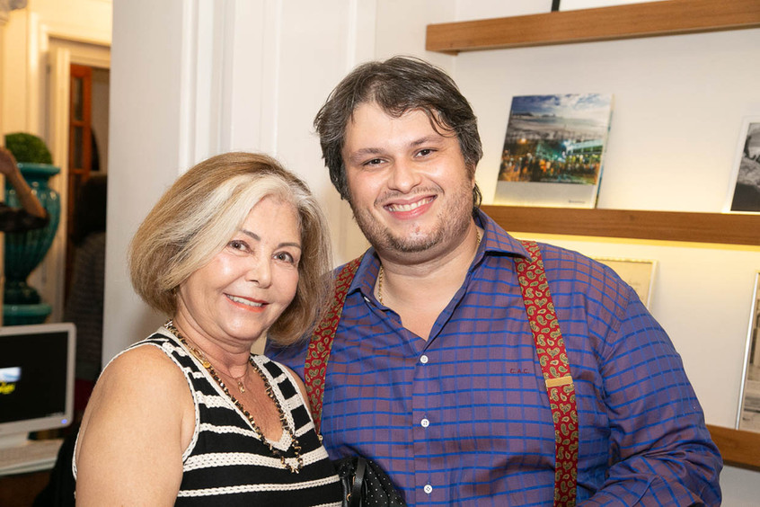 Claudio Castro e Lourdes Padilha-2