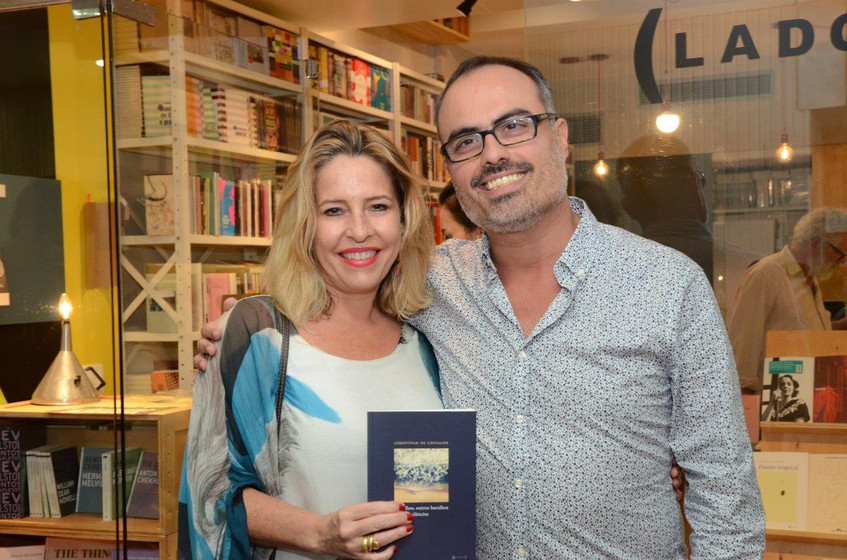 Claudia Sussekind e Christovam de Cheval