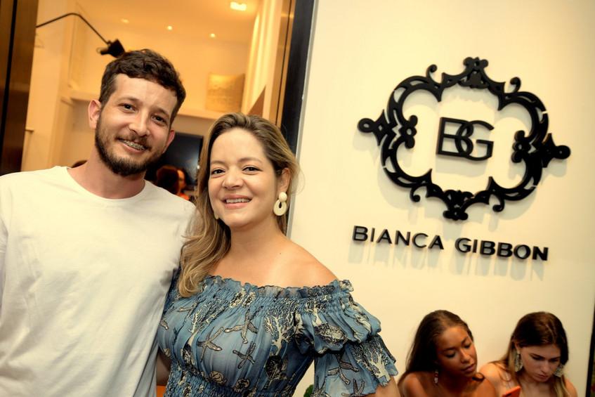 Felipe Dornelles e BIanca Gibbon (1)