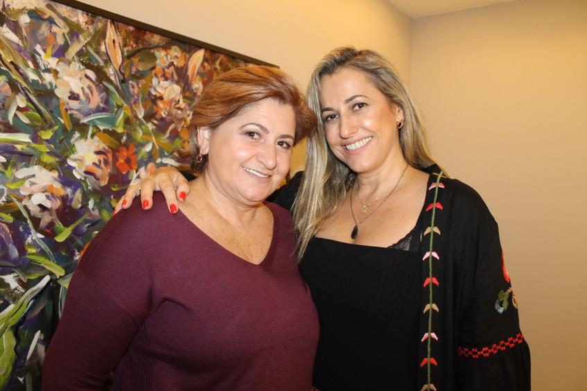 Mara e Margareti Oliveira