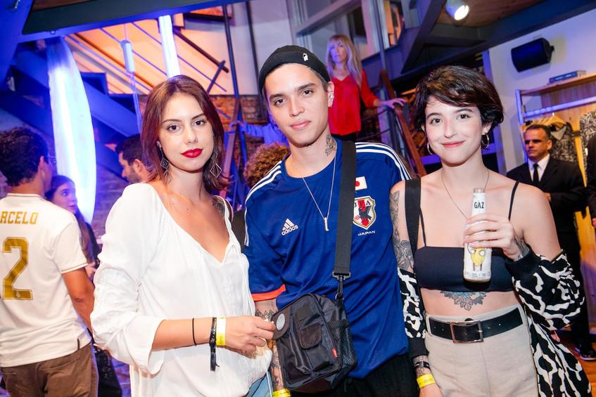 Julia Tonon Pedro Gomes e Nathalia Alves