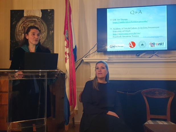 presentation croatian embassy washington