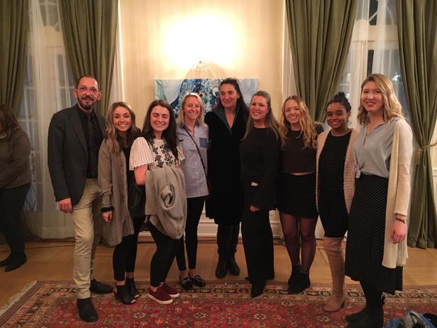 presentation croatian embassy