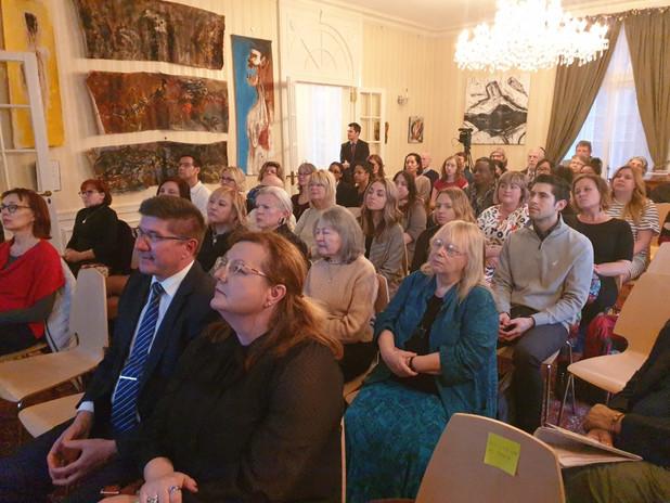 presentation washington croatian embassy