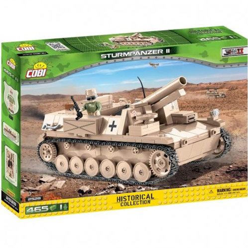 Sturmpanzer II - Cobi army
