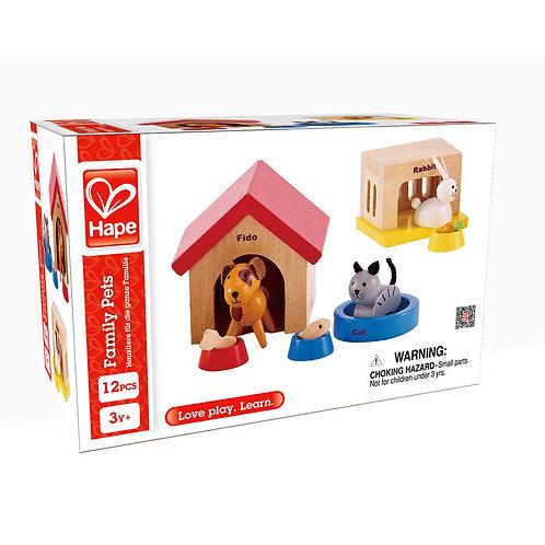 Casa bambole - animali domestici
