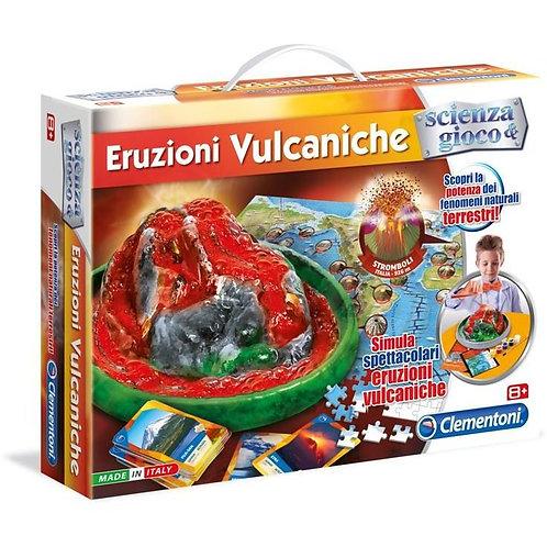 Scienza e gioco - Eruzioni vulcaniche