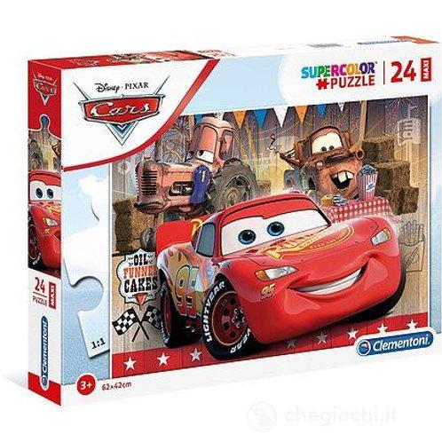 24 pz. MAXI Cars