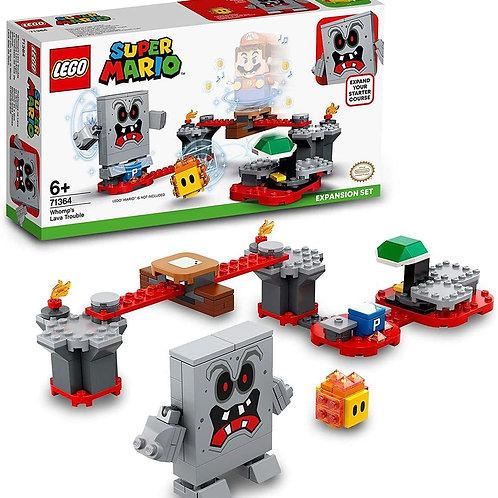 Lego Mario - Guai con la lava di Womp