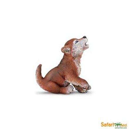 Lupo cucciolo cm. 5