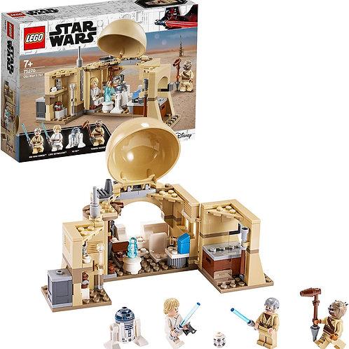 Lego Star Wars - Rifugio di Obi-Wan