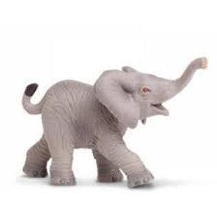 Elefante africano cucciolo cm. 8