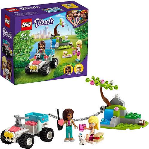 Lego Friends - Buggy del veterinario