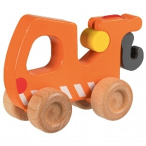 Carro attrezzi di legno cm. 14.5