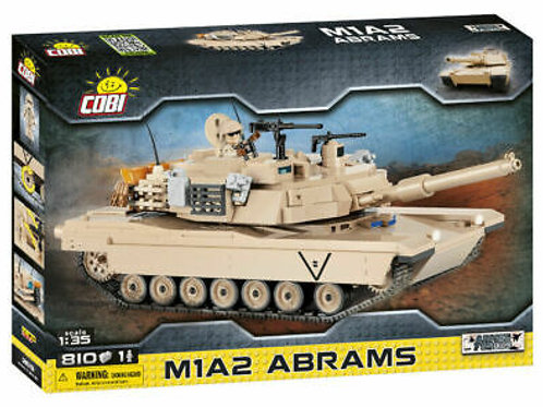 Cobi Army - Carro M1A2 Abrams