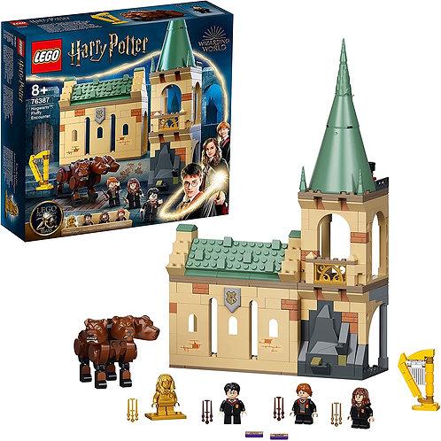 Lego Harry Potter - Inconto con Fuffi