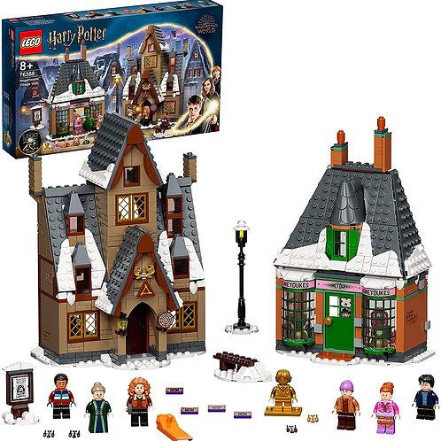 Le Harry Potter - Visita al villaggio di Hogsmeade