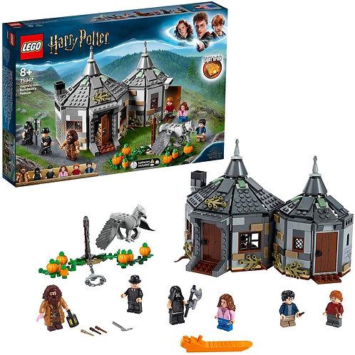 Lego Harry Potter - La capanna di Hagrid: il salvataggio di Fierobecco