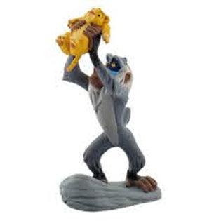 Re Leone - Rafiki con Simba