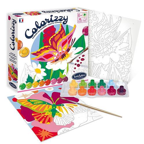 Colorizzy - Farfalle