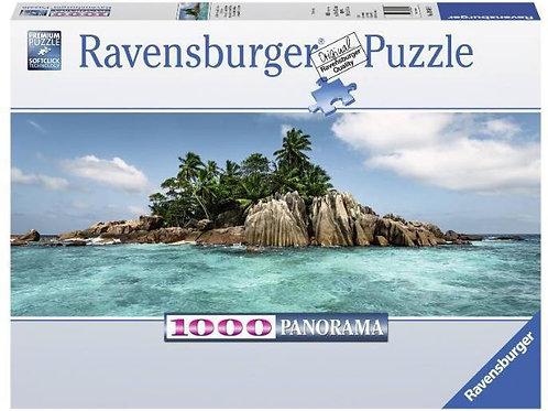 Puzzle 1000 pz. - Pronto per l'isola di S. Pierre