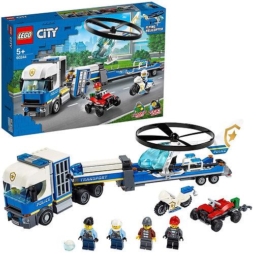 Lego City - Trasportatore di elicotteri della polizia