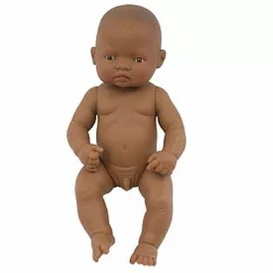 Bambola cm.32 latino-americana maschio