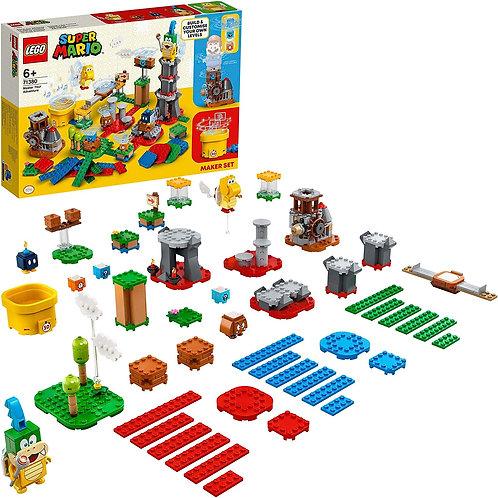 Legoo Super Mario - Costruisci la tua avventura