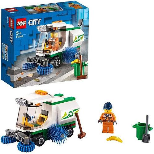 Lego City - Camioncino pulizia strade
