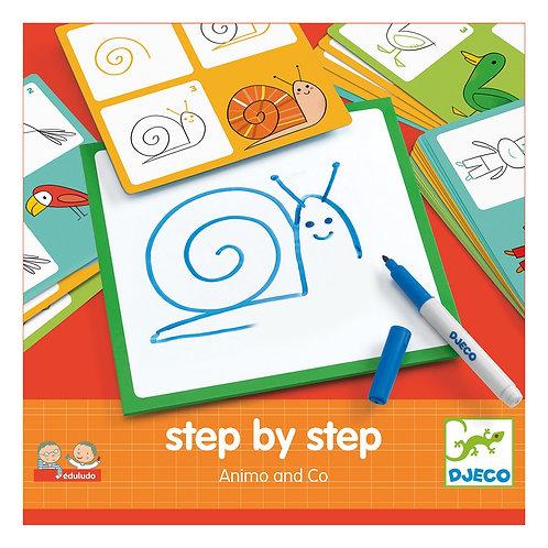 Step by step - Animo