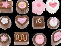 Cioccolatini pezzo singolo