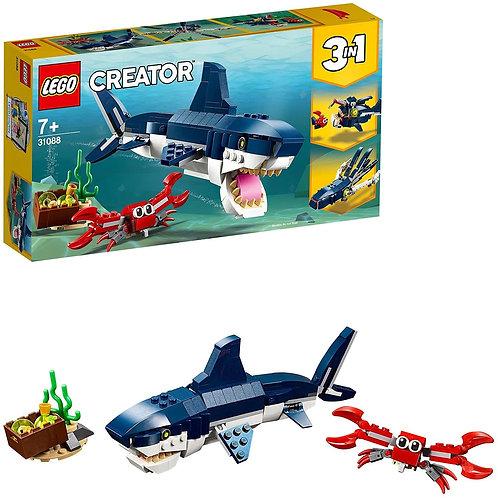 Lego Creator - Creature degli abissi