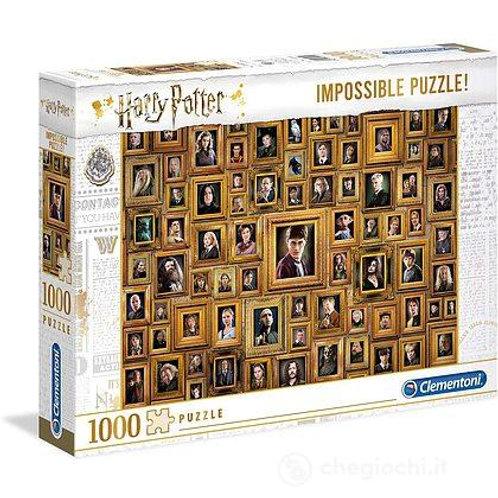 Puzzle 1000 pz.- Impossible puzzle Harry Potter
