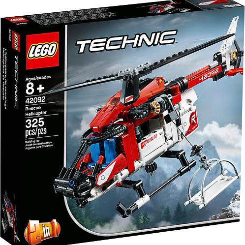 Lego Technic - elicottero di salvataggio