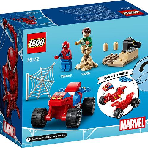Lego Marvel - La resa dei conti tra Spider-Man e Sandman