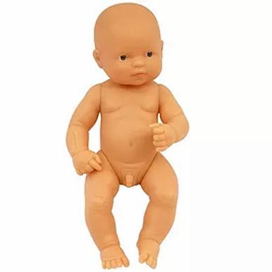Bambola cm.32 europea maschio