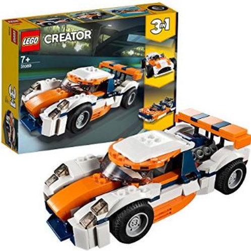Lego Creator - Auto da corsa