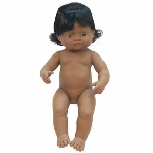 Bambola cm.38 latino-americana femmina