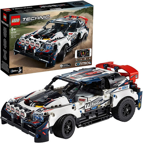 Lego Technic - Auto da Rally Top Gear telecomandata