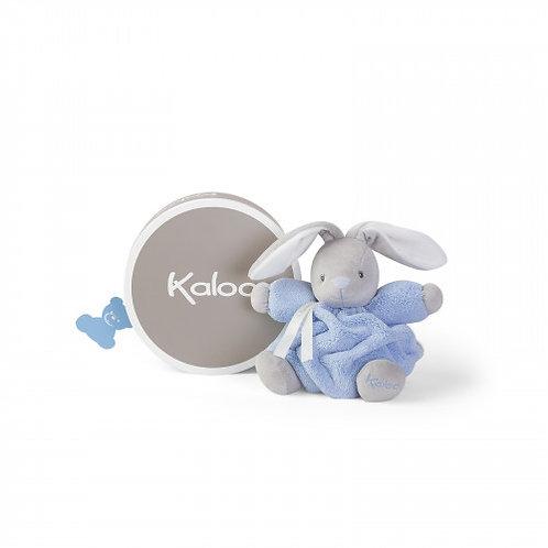 Peluche coniglietto blu piccolo