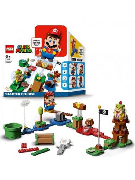 Lego Mario - Avventure du Mario, starter pack