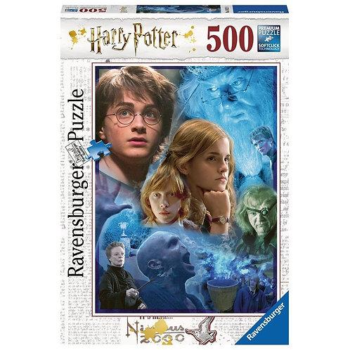500 pz. Raven - Harry Potter a Hogwarts