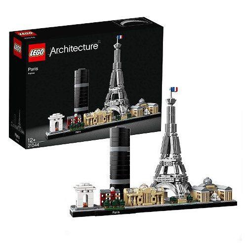 Lego Archotecture - Parigi