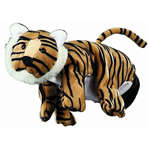 Burattino a guanto tigre
