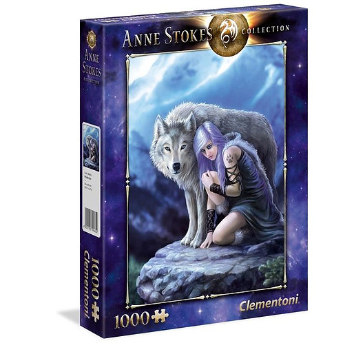 Puzzle 1000 pz. - Anne Stokes, Protector