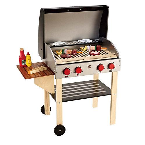 Cucina - Barbecue con cibi