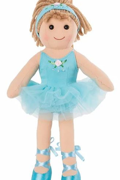 Bambola Ballerina Celeste My Doll - H 32(Evy)