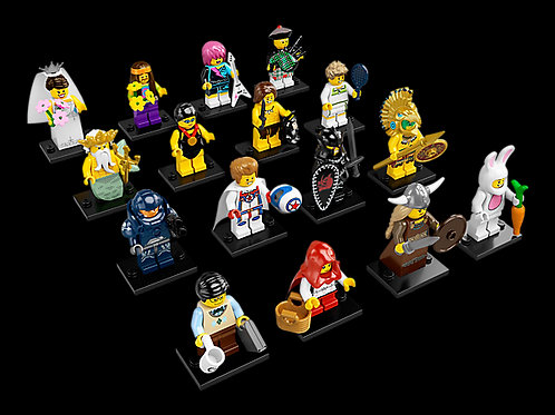 Lego Minifigures Serie 7