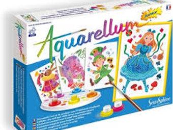 Aquarellum - Alice nel paese delle meraviglie