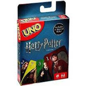 """Gioco """"Uno"""" - Harry Potter"""